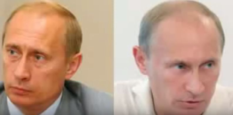 Кой дърпа конците на Русия? Шокиращо видео за двойниците на Путин