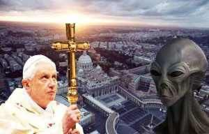 Папа Франциск I: Скоро ще научим за съществуването на извънземни