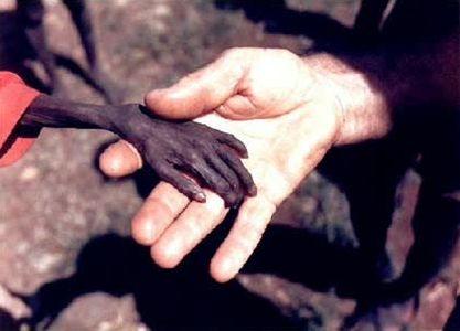 Геополитиката на глада