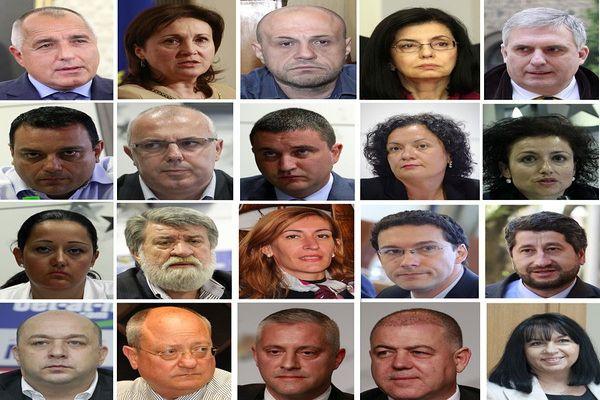 Ето вицепремиерите и министрите във второто правителство на Бойко Борисов