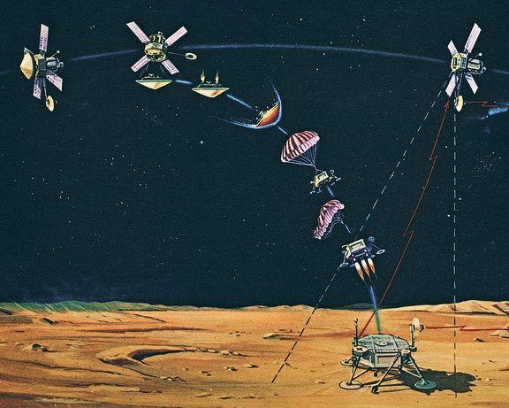 Бивша служителка на НАСА: Видях хора в скафандри на Марс