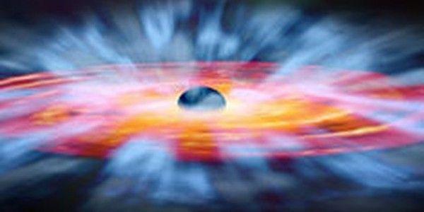Астрономи са засекли мощен взрив в центъра на галактиката ни