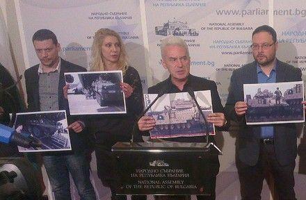 Волен Сидеров: ЦРУ готви междуетнически сблъсъци в България