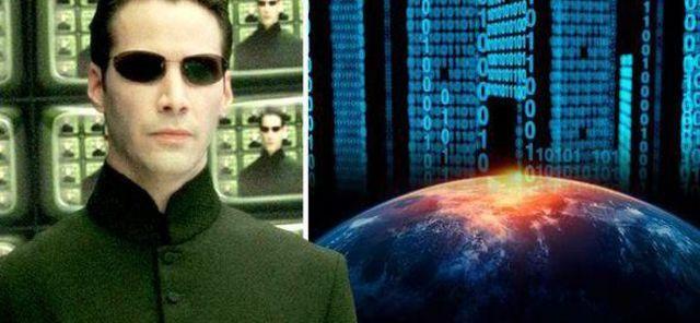И учени от НАСА смятат, че вероятно живеем в дигитална матрица