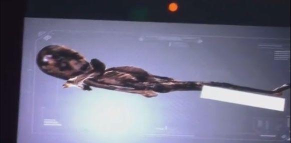 Показаха снимки на извънземно от Розуел (видео)