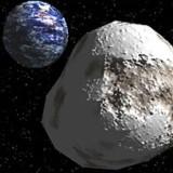 Огромни астероиди ще се сблъскват със Земята на всеки 2000 години