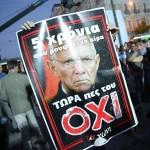 """Гърция изригна с голямо """"Не"""" срещу кредиторите"""