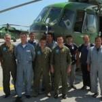 Ето тези мъже гасиха с хеликоптери пожара в Рила