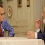 Интригуващ разговор за Бога, вярата и сатаната