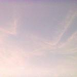 Небето над Тракия осъмна с триъгълни химтрейли (снимки)