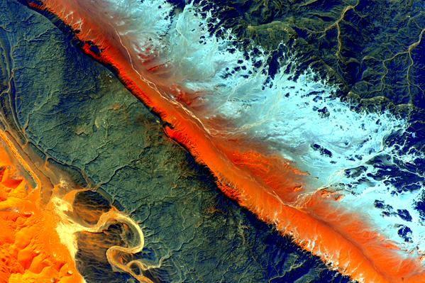 Вижте от Космоса на каква прелестна планета живеем (снимки)