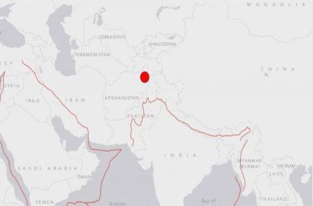 Страшно земетресение в Пакистан и Афганистан, броят жертвите (видео)