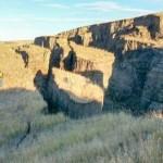 Отвори се зловеща пукнатина в калдерата на Йелоустоун (видео)