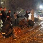 Най-малко 25 човека загинаха при експлозия в Анкара (видео)