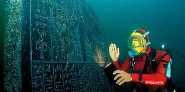 Френски археолози откриха египетската Атлантида