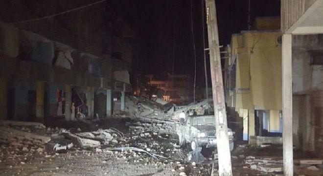 И Еквадор се разтресе, мощно земетресение уби 77 човека