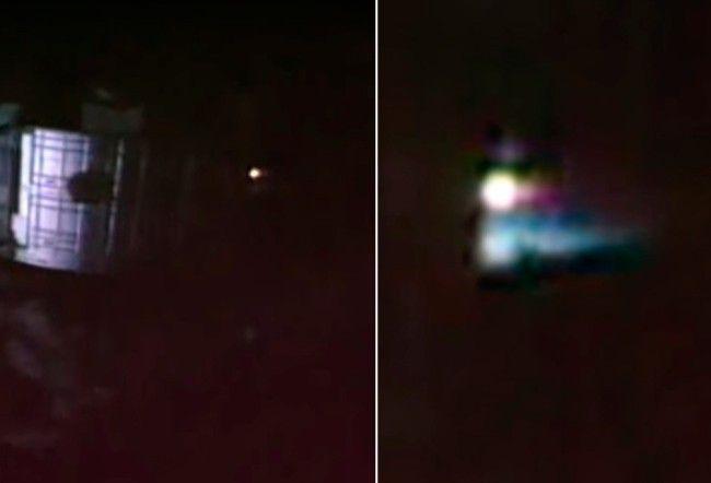 НЛО се скачва с Международната космическа станция (видео)