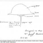 """НЛО и """"Синята папка"""" на КГБ – писма от Уммия, II част"""