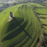 Митичният хълм в Гластънбъри, Светият Граал и българите (видео)