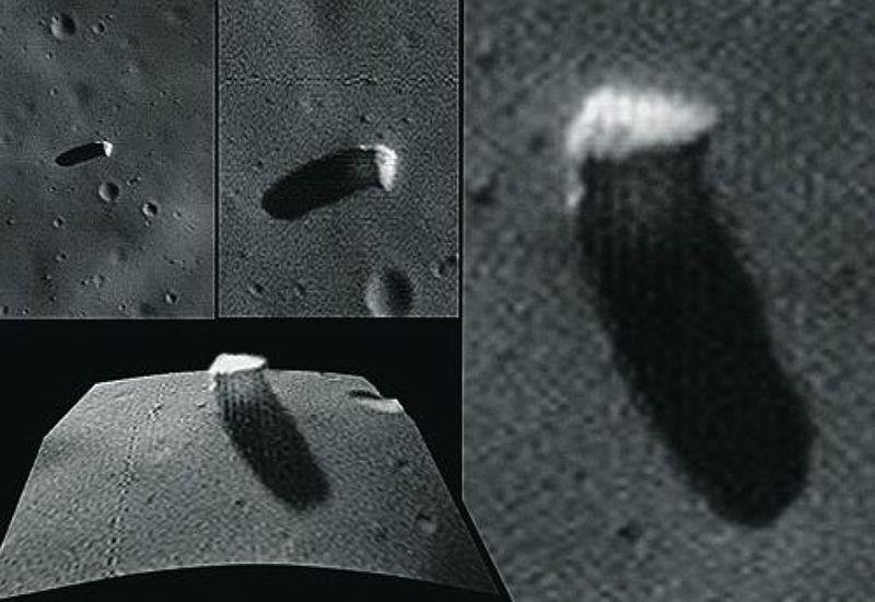 """""""Монолит"""" – загадъчният изкуствен обект на спътника на Марс Фобос"""