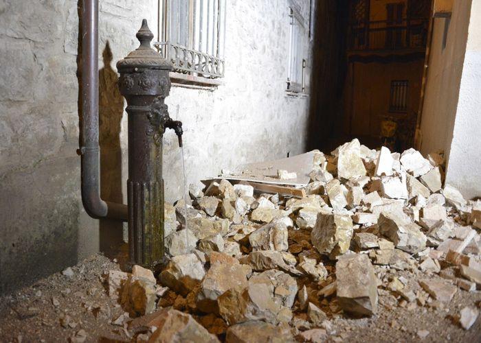 Силно земетресение в централна Италия