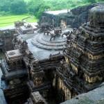 Уникалният храм Кайлаш си остава загадка за учените (снимки)