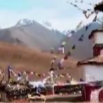 Летящите монаси от Тибет (видео)