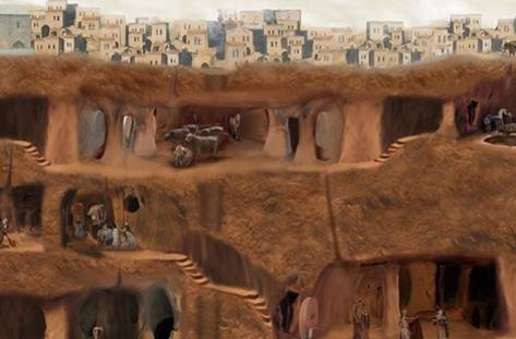 Загадъчни подземни тунели пронизват цялото Земно кълбо, България – също. 3-та част (снимки, видео)