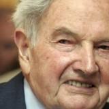 Почина най-подозираният за подривна дейност срещу човечеството – милиардерът Дейвид Рокфелер