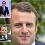 Наше момче – двойник на президента на Франция Еманюел Макрон (снимки)