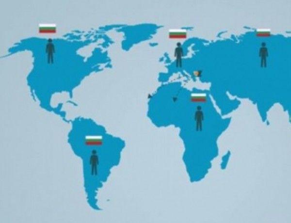 6-7 милиона сънародници живеят извън България