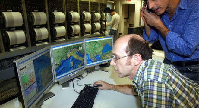 70 хиляди земетресения за година са регистрирани в Централна Италия