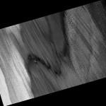 Катастрофирал кораб на извънземни или вход към марсианска база? (снимки)