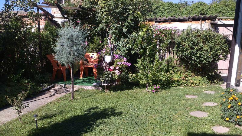 Градината на другата Гюрга