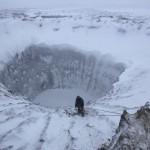 Загадъчни огромни кратери се отварят в Сибир