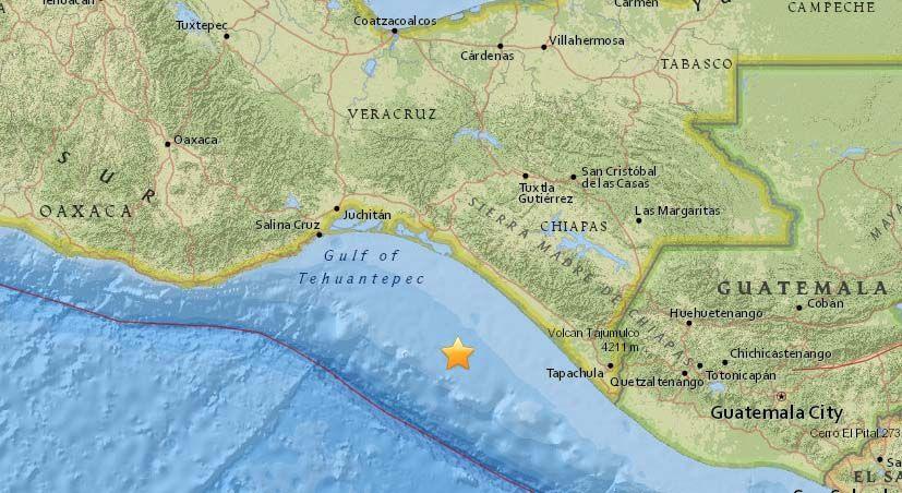 Страшно земетресение разлюля Мексико, силен трус и в Япония (видео)
