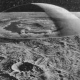 Изумителните кристални кули с изкуствен произход на Луната (видео)