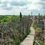 Удивителният Хълм на кръстовете, където никой не е погребан (снимки, видео)