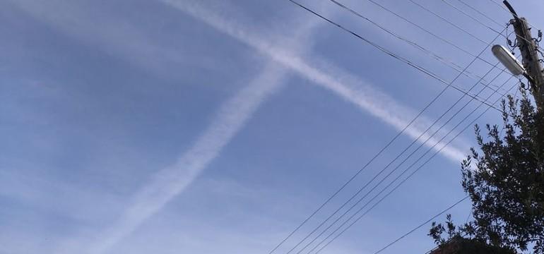 Пак ни напудриха с отрови щедро от небето (снимки)