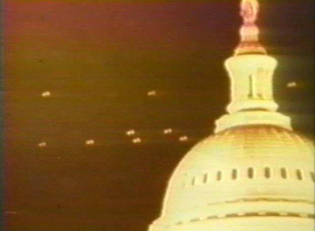 Най-загадъчните документирани срещи с летящи чинии в САЩ (видео)