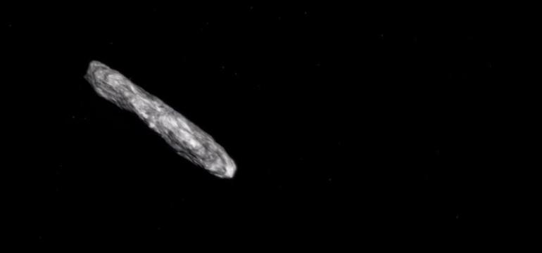 Милиардерът Милнер възложи на учени да проверят дали астероидът Оумуамуа е кораб на извънземни (видео)