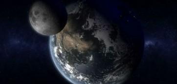 Луна орбита