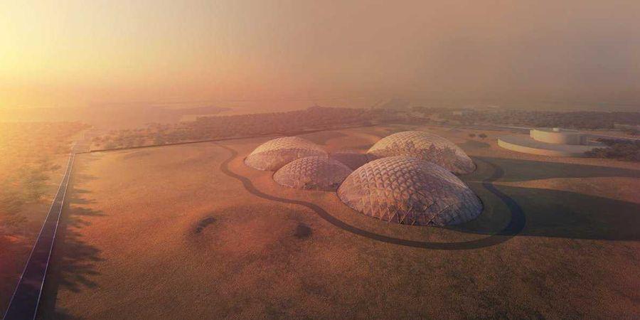 Арабските емирства се стягат да основат огромна колония на планетата Марс