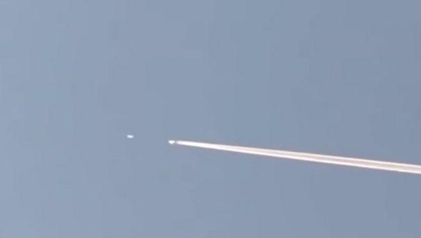 Близки срещи с НЛО на пилоти на пътнически самолети над Ирландия
