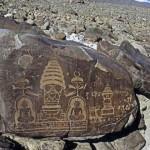 Загадъчните петроглифи от Пакистан (снимки)