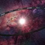 Астрономи откриха още една звезда с гигантски извънземни структури около нея