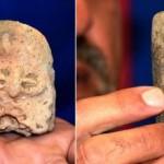 Фигура на Богинята Майка на 10 хиляди години намериха археолози във Видинско
