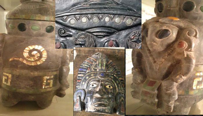 Изумителни статуетки на извънземни откриха в мексиканско езеро (видео)