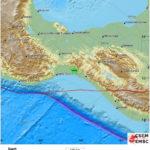 Мощно земетресение разлюля Мексико