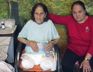 Баба Гена, с чиито крака се нахраниха озлобели кучета